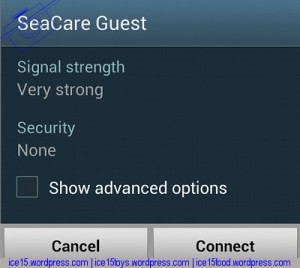 seacarehotel free wifi 2
