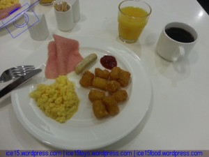The Seacare Hotel Breakfast