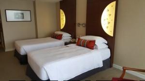 Marina Mandarin Twin Room