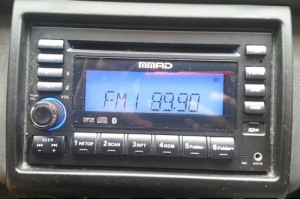 Mitsubishi Adventure Car Stereo