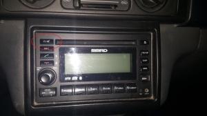 Mitsubishi Adventure Stereo Power Button