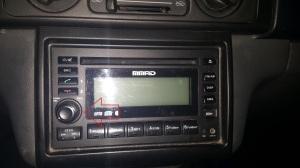 Mitsubishi Adventure Stereo Volume Knob