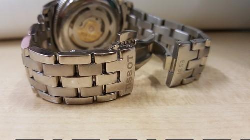 Tissot Ballade III Bracelet
