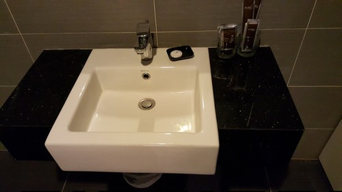 KSL Residences Bathroom Sink