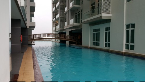 KSL Residences Lap Pool 2