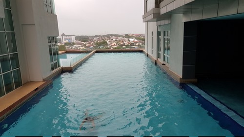 KSL Residences Lap Pool