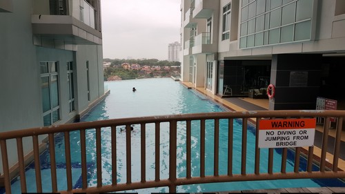 KSL Residences Swimming Pool