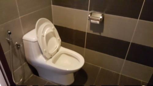 KSL Residences Toilet
