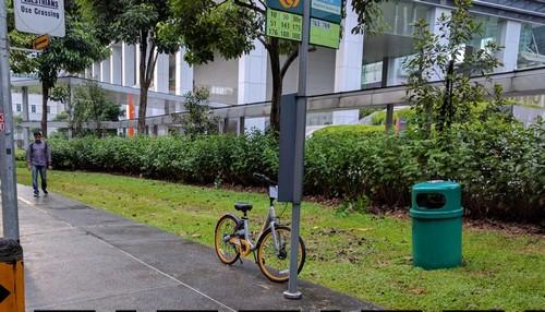 Singapore Bike Sharing